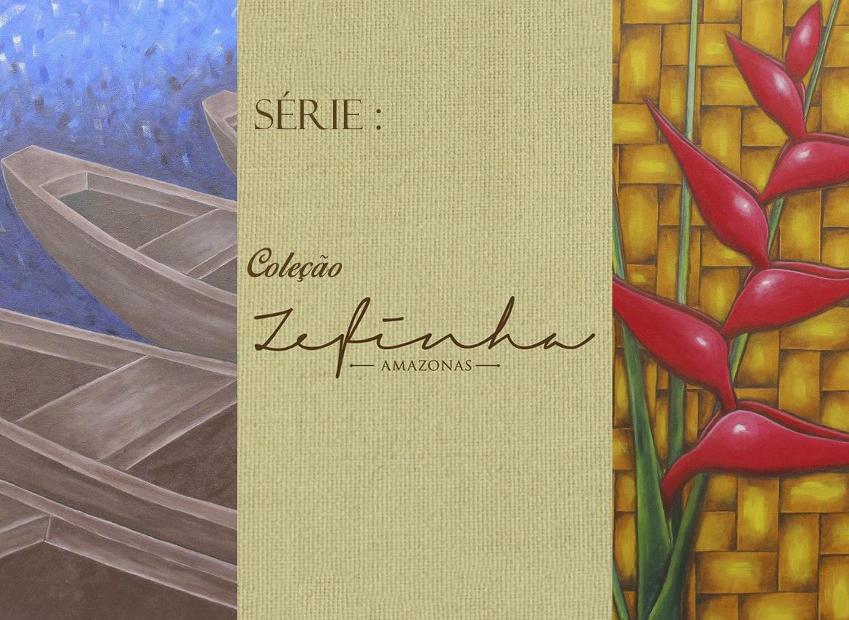 Série : Coleção Zefinha Bistrô (Amazonas)