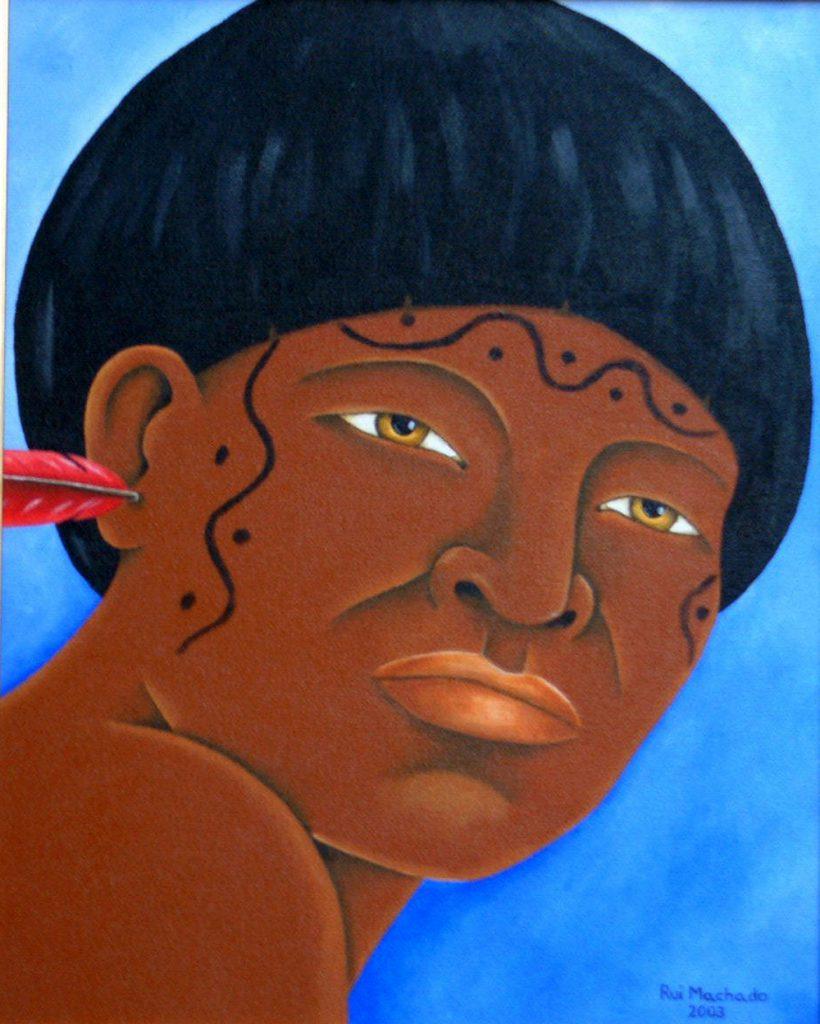 2003 - Caras Yanomami