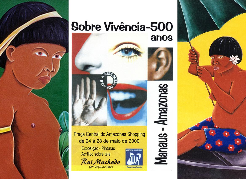 Série : 2000 – Sobre vivência – Brasil 500 anos
