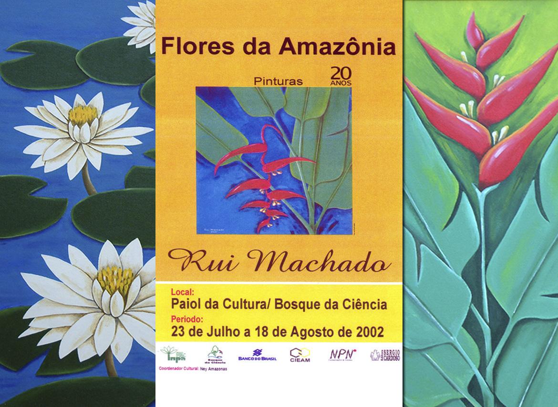 Flores da Amazônia