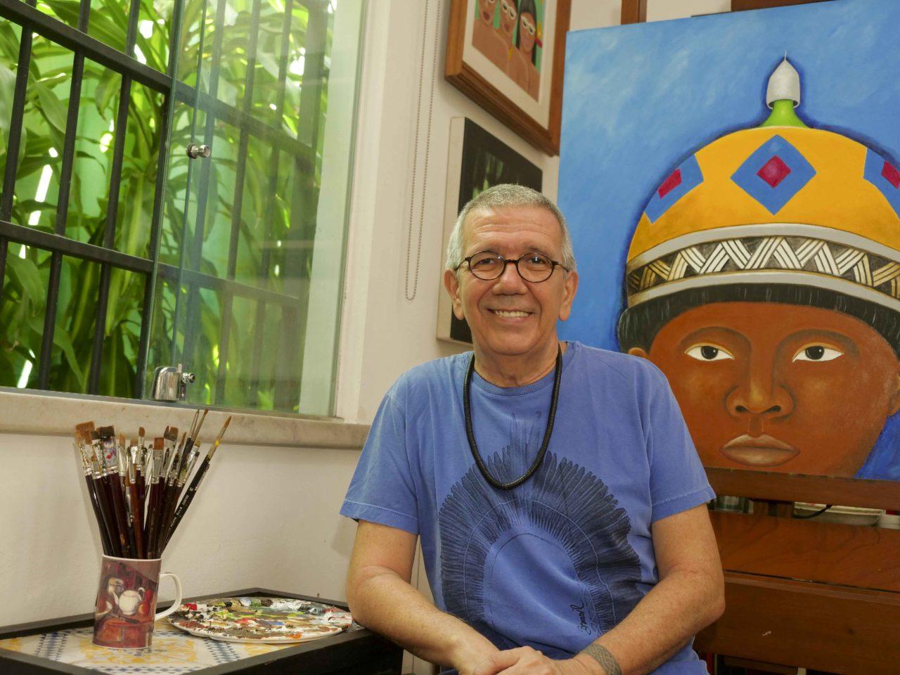 """Rui Machado estreia nova exposição nesta sexta-feira: """"Amazônia: Arte & Fatos"""""""